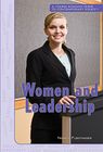 Women and Leadership by Nancy Furstinger